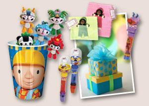 lembranças para aniversário infantil